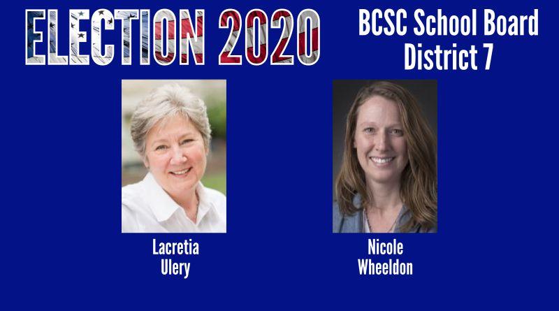 Complete interviews for BCSC District 7 candidates