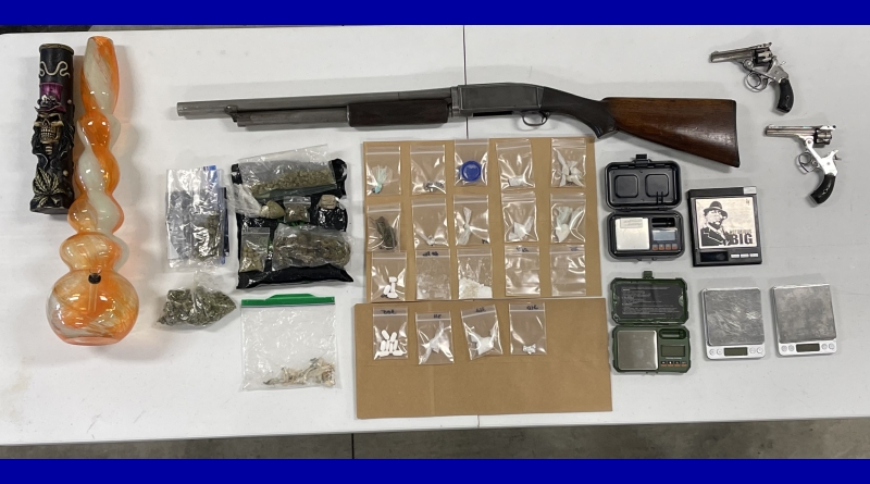 Drugs, stolen items recovered from Seymour storage units