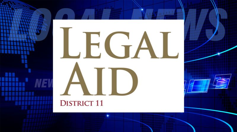 Legal Aid offering free help with afternoon phone clinic