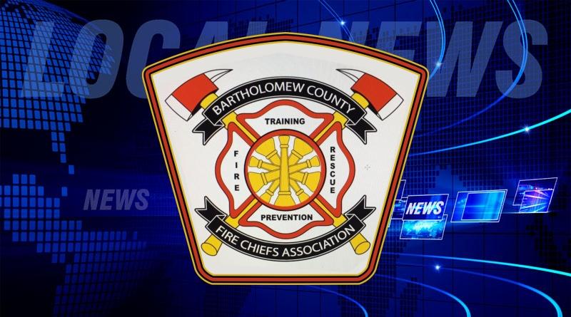 Bartholomew fire chiefs holding joint fundraiser for training money