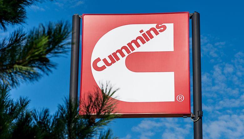 Cummins unveils natural-gas powered engine
